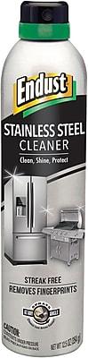 Endust® Stainless Steel Cleaner, 12.5 Oz.