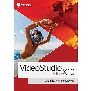 VideoStudio Pro X10 for Windows (1 User) [Download]