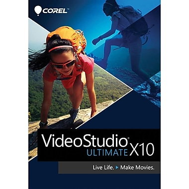 VideoStudio Ultimate X10 for Windows (1 User) [Download]