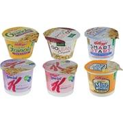 Kellogg's® Classic Assorted Wellness Cereal, 2.2 Oz., 60/CT
