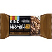KIND® Breakfast Protein Bar, Dark Chocolate Cocoa, 1.76 Oz., 8/Box (PHW25954)