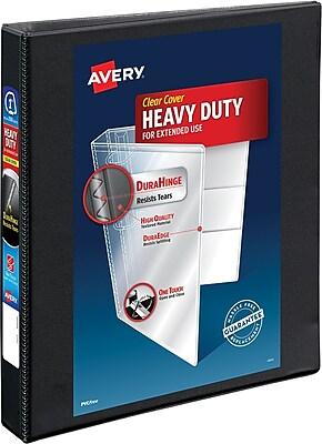 Avery Heavy-Duty Nonstick View Binder, 1