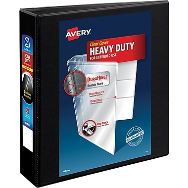 Avery® Heavy-Duty Nonstick View Binder with 2