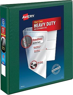 Avery Heavy-Duty View Binder, 1-1/2