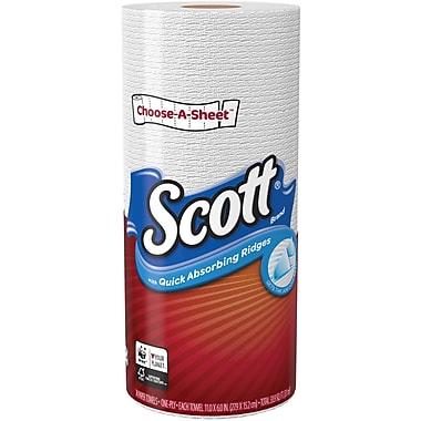Scott Towels Value Roll Choose-A-Sheet 74 sheets Per Roll