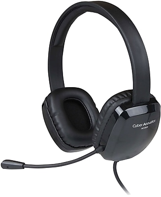 Cyber Acoustics AC-6020 USB Stereo Headset