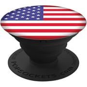 Popsockets: Expanding Stand & Grip for Smartphone & Tablet- American Flag