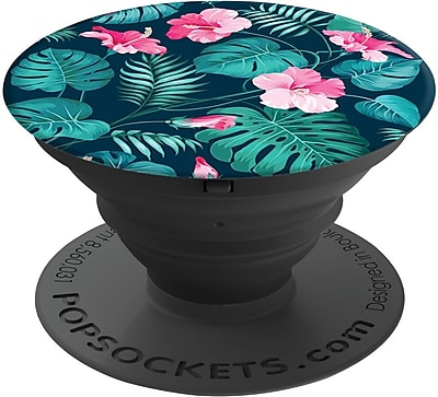 Popsockets: Expanding Stand & Grip for Smartphone & Tablet- Hibiscus
