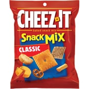 Cheez-It Baked Snack Mix, Original, 4.5 Oz., 6/CT