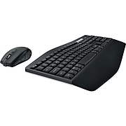 Logitech MK875 Wireless Performance Keyboard and Mouse Combo, Black (920-008523)