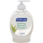 Softsoap Soothing Aloe Vera Liquid Hand Soap, 7.5 oz. (US04968A)