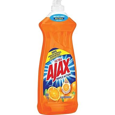 Ajax® Triple Action Dish Soap, Orange Scent, 28 oz.