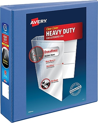 Avery Heavy-Duty View Binder with 2