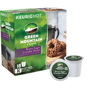 Keurig® K-Cup® Green Mountain Coffee® Brown Sugar Crumble Donut Coffee, 18 Count