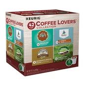 Keurig® K-Cup® Coffee Lovers Variety Pack, 42 Count