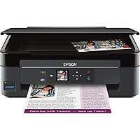 Deals on Epson Expression XP-340 Color Inkjet Multifunction Printer