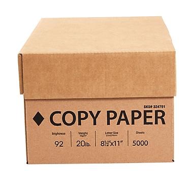 Copy Paper, 8 1/2