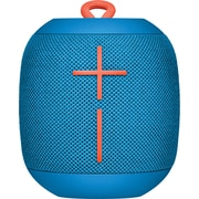 Logitech Ultimate Ears WONDERBOOM Super-Portable Waterproof Bluetooth Speaker, Blue