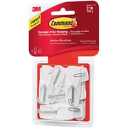 Command™ Medium Wire Toggle Hook Value Pack (17065-VPES)