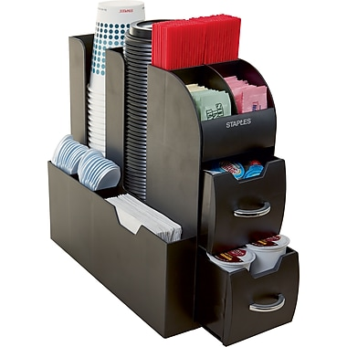 Coffee Organizers & Dispensers | Coffee Storage | Staples®
