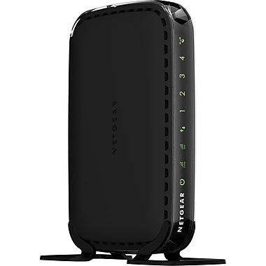NETGEAR N600 Dual Band WiFi Range Extender w/4-Ports (WN2500RP-100NAS)