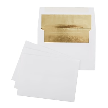 Staples Gummed A7 Invitation Envelope 5