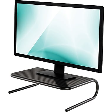 Staples Large Steel Monitor Stand