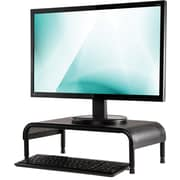 Staples Adjustable Steel Monitor Stand