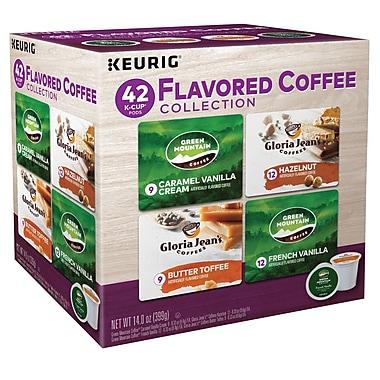 Keurig® K-Cup® Flavored Coffee Variety Pack, 42 Count