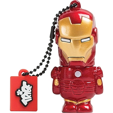Marvel - Iron Man 16GB USB Flash Drive