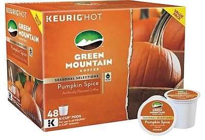 Keurig® K-Cup® Green Mountain Coffee® Pumpkin Spice Coffee, 48 Count