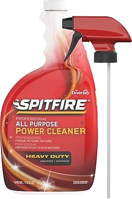 Spitfire® Professional All Purpose Power Cleaner, 32 Oz. Spray Bottle, EA