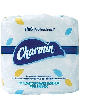 CharminR Toilet Paper For Commercial Use 450 Sheets 75 Count
