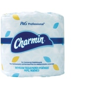 Charmin® for Commercial Use Individually Wrapped Toilet Paper, 2-Ply, 450 Sheets/Roll, 75 Rolls/Carton (71693)