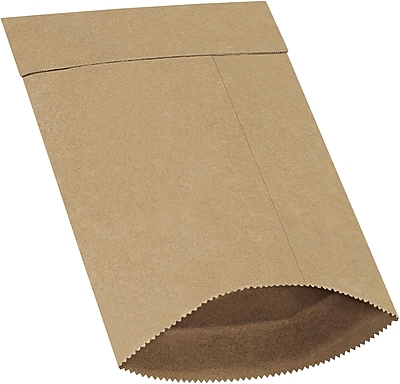Open-End #000 Padded Mailers, 3-7/8
