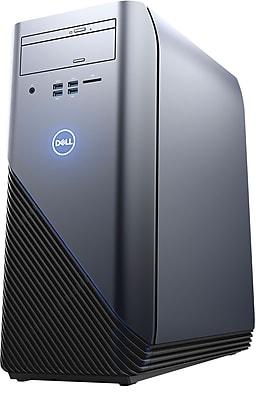 Dell Inspiron i5675-A957BLU Gaming Desktop (AMD Ryzen 7 1700X, 1TB HDD, 8GB DDR4, Win 10, AMD Radeon™ RX 580)