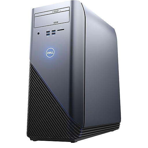 Dell Inspiron i5675-A957BLU Gaming Desktop (AMD Ryzen 7 1700X, 1TB HDD, 8GB DDR4, Win 10, AMD ...
