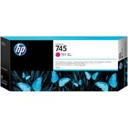 HP 745 300-ml Magenta DesignJet Ink Cartridge