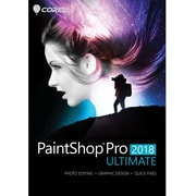Corel PaintShop Pro 2018 Ultimate for Windows (1 User) [Download]