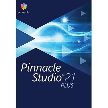 Pinnacle Studio 21 Plus for Windows (1 User) [Download]