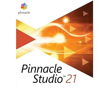 Pinnacle Studio 21 Standard for Windows (1 User) [Download]