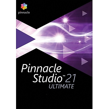 Pinnacle Studio 21 Ultimate for Windows (1 User) [Download]