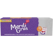Mardi Gras Disposable Printed Paper Napkins 700ct (43260)