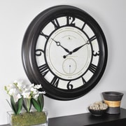 "FirsTime® 22.5"" Oversized Big Gig Wall Clock"