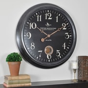 "FirsTime® 24"" Oversized Varenna Wall Clock"