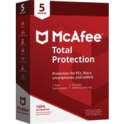 McAfee Total Protection - 5 Devices