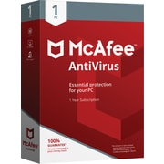 McAfee AntiVirus - 1 PC