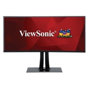 "ViewSonic® VP3881 38"" Curved WQHD WLED Monitor"