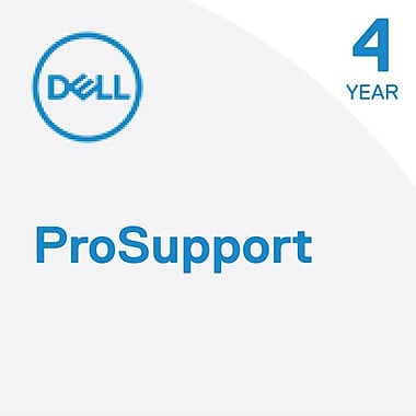 4 Year Dell ProSupport: In-Home Service after Remote Diagnosis