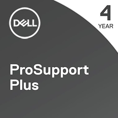 4 Year Dell ProSupport Plus: Next Business Day, Onsite